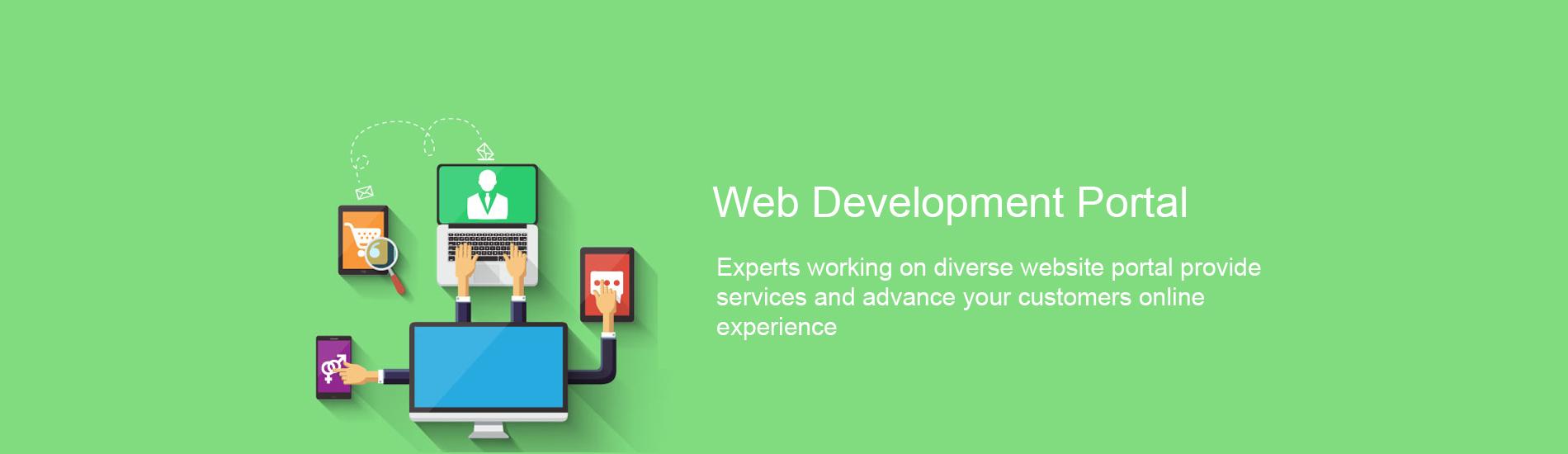 web-development-portal